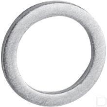 Aluminium sluitring productfoto