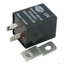 Knipperlichtautomaat 4 pins 12V 21W + 5W productfoto