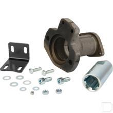 Aanbouwset tbv Hydrauliekmotor productfoto