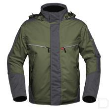 Parka HAVEP® Attitude groen 3XL productfoto