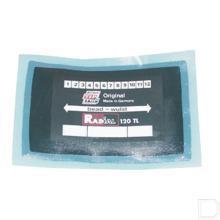 Radiaalpleister 186TL 245x340mm productfoto
