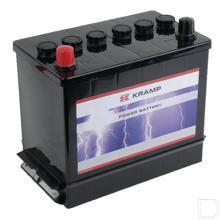 Start accu gevuld 12V 38Ah 240A 238x136x202mm bodembevestiging B06 pooluitvoering 1 productfoto