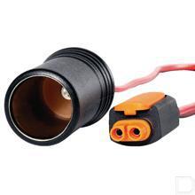 Autolader voor elektronische apparaten GPS / telefoon 100cm productfoto