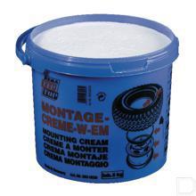 Montagewax W-EM 5 kg productfoto