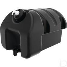 Water tank Zwart productfoto