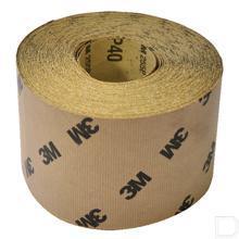 Schuurpapier K120 115mmx23m productfoto