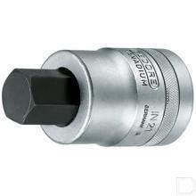 """Dopbit 1"""" 6-kant met 22mm dop  productfoto"""
