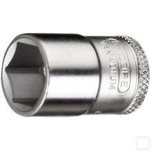 "Dopsleutel 3/8"" 4-kant met dop 19mm  productfoto"