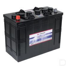 Start accu gevuld 12V 125Ah 720A 349x175x290mm bodembevestiging B00 pooluitvoering 1 productfoto