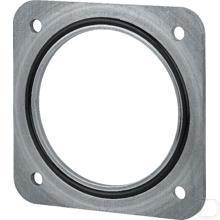 "Tussenflens 6"" met o-ring  productfoto"