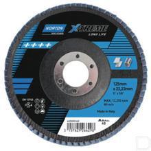 Lamellenschijf conisch Fib X-Treme 115 mm P80 productfoto