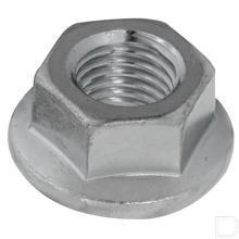Flensmoer M8 RVS A2 DIN6923 productfoto