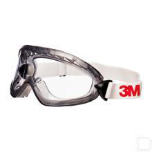 Veiligheidsbril 2890 condenswerend acetaat helder productfoto