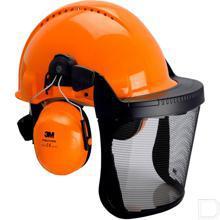 Veiligheidshelm compleet G3000M oranje productfoto