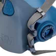 Halfgelaatsmasker 7500 serie 3M maat M productfoto