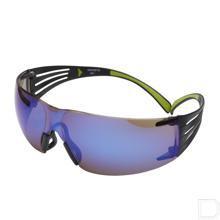 Veiligheidsbril SecureFit™ 400 blauw spiegelend productfoto