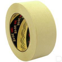 Afplaktape 201E beige 24mm x 50m productfoto