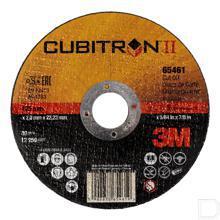 Doorslijpschijf Cubitron II 230x2,5 productfoto