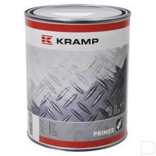 Kunstharslak grondverf grijs 1L productfoto