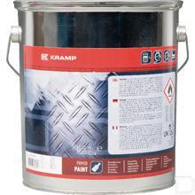 Kunstharslak grondverf grijs 5L productfoto