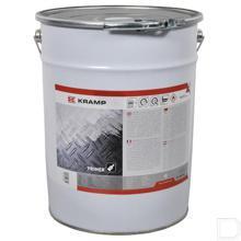 Kunstharslak grondverf grijs 10L productfoto