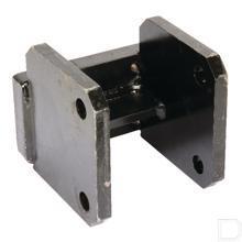 Console L=314mm 80x140 productfoto