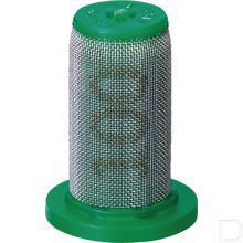 Dopfilter 100 mesh groen productfoto