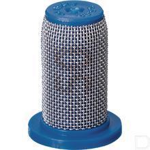 Dopfilter 50 mesh blauw productfoto