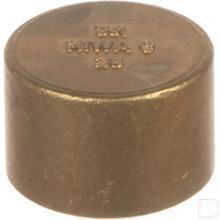 Soldeerkap 28mm Messing productfoto