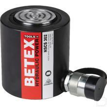 Hydrauliek cilinder enkelwerkend Ø63,5mm stang Ø75mm boring 62mm slaglengte 700bar NSCS302 productfoto