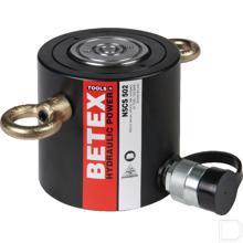 Hydrauliek cilinder enkelwerkend Ø70mm stang Ø95mm boring 60,5mm slaglengte 700bar NSCS502 productfoto