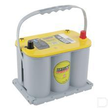 Semi tractie accu Optima Yellowtop YTR 12V 48Ah 237x172x197mm bodembevestiging B00 pooluitvoering 1 productfoto