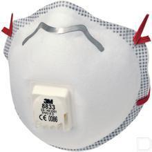 Stofmasker FFP3 met V 10stuks productfoto
