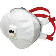 Stofmasker met ventiel FFP3 5stuks productfoto