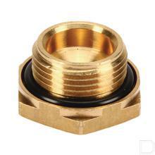 Afsluitplug met O-ring M22x1,5 buitendraad productfoto
