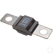 Zekering Midi 100A zwart productfoto