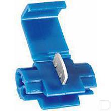 Aftakklem 0,8-2mm² blauw  productfoto