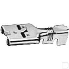 Vlakstekker 0,5-1mm² productfoto