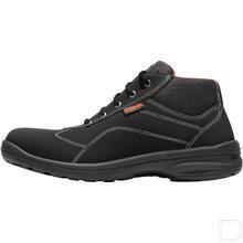 Werkschoen Anouk dames S3 maat 40 hoog model zwart productfoto