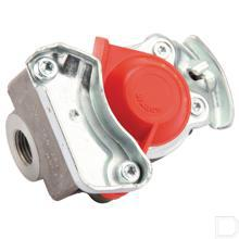 Koppelingskop M16x1,5mm rood productfoto