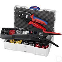 Krimp-assortiment voor kabelverbinders productfoto