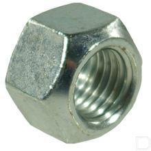 Borgmoer geheel metaal M14 klasse10 verzinkt DIN980 productfoto