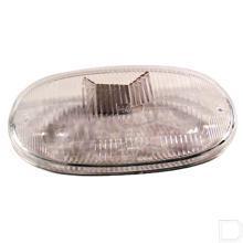 Lampglas passend voor koplamp Mercedes Benz; Unimog U1400 productfoto