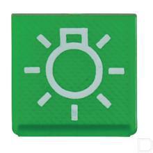 Wipschakelaar symbool groen hoofdverlichting productfoto