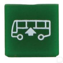 Wipschakelaar symbool groen heffen productfoto
