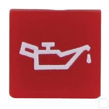 Wipschakelaar symbool rood smering productfoto