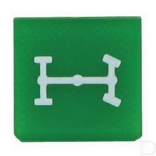 Wipschakelaar symbool 4WD groen productfoto