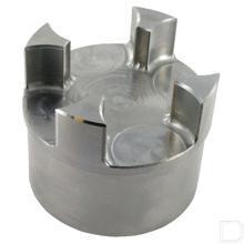 Koppelingshelft staal A38B productfoto