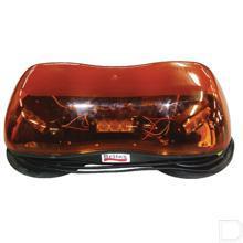 Lichtbalk LED magneetbevestiging 420mm 12/24V productfoto