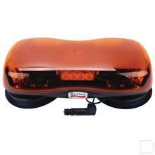 Lichtbalk Slimline mini LED A490 Low Profile magneetbevestiging 420mm 10/30V productfoto
